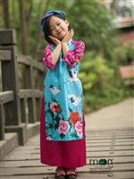 Một số lưu ý khi chọn áo dài cho bé gái