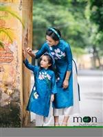 Áo dài tết cho bé tại Huyện Ba Vì
