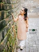 Lựa chọn áo dài cho con gái yêu đẹp nhất mùa thu