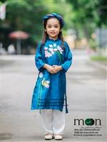 Gợi ý cho bé những mẫu áo dài trẻ em hot nhất tại Moon Xinh