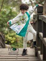 Những mẫu áo dài cho bé trai diện Tết nguyên đán 2018 mới nhất của Moon Xinh