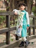 Sắm áo dài Tết cho bé yêu hãy đến với Moon Xinh nhé