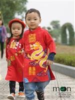 Mua áo dài vẽ cho bé tại Huyện Phú Xuyên