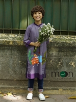 Top 5 áo dài truyền thống cho bé trai bán chạy nhất của Moon Xinh