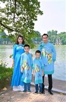 Địa chỉ may áo dài cho bé uy tín ở Sài Gòn