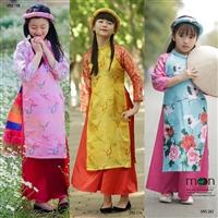 Tìm hiểu chất liệu vải lụa tơ tằm và vải gấm cùng Moon Xinh